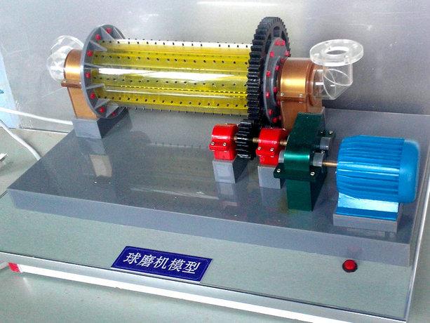 海林名气大的采煤机械模型球磨机联系方式