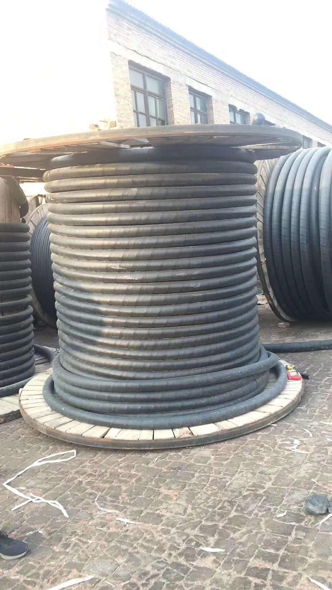昌吉回收高压电缆行情价格