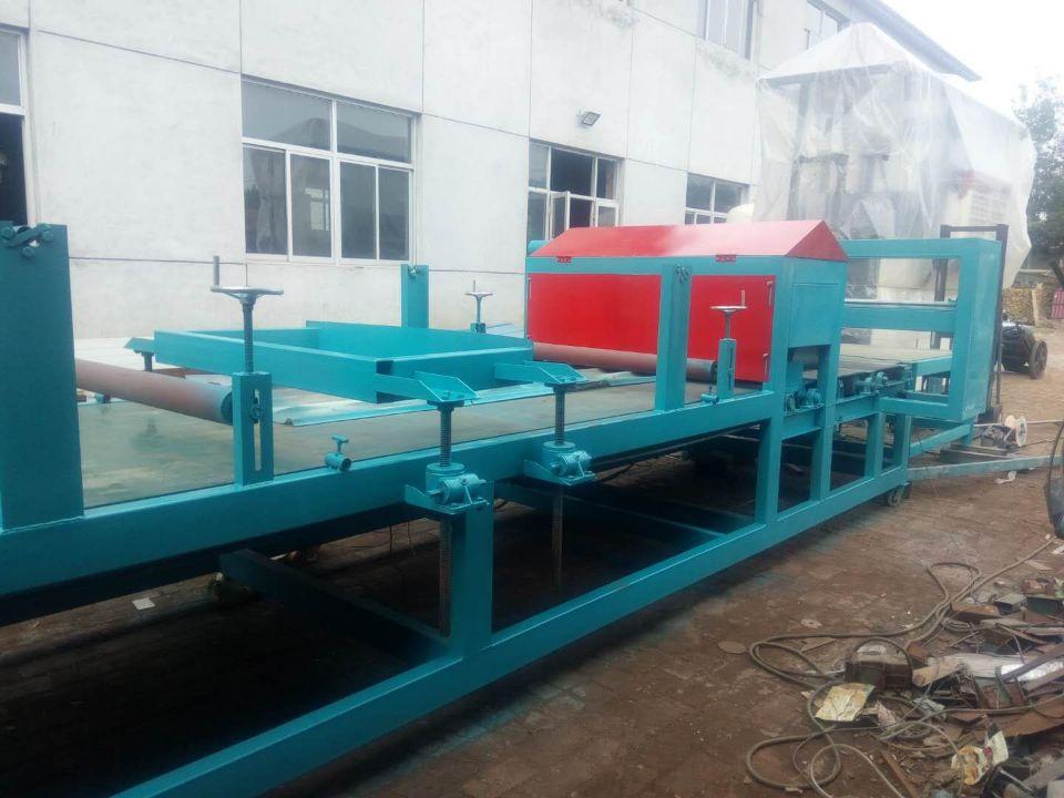 玉溪新型砂浆岩棉板复合设备厂家直接供应
