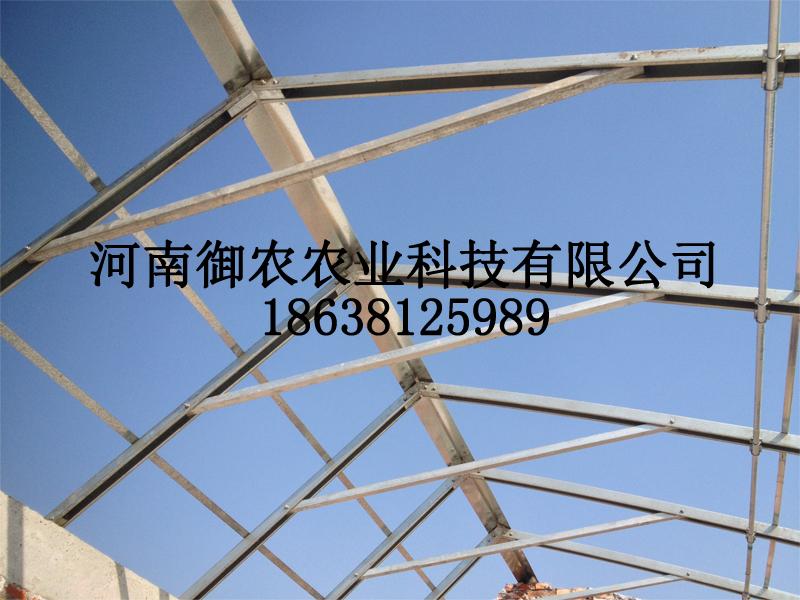 河南御农温室大棚热镀锌钢管加工生产厂家量大从优