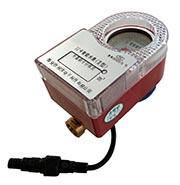 供暖用磁卡铜壳阀门热水表制造商