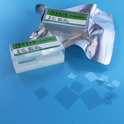 上海晶安�胞爬片�w玻片 �胞爬片免疫�晒�0.17mm玻璃片 免疫�晒馀榔� 24孔板�A形�胞爬片�格