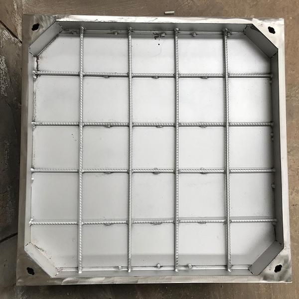 六安工业厂区线性排水沟树脂施工