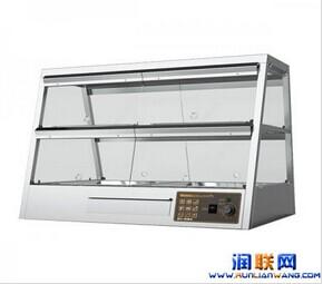 代理YB-6豪華型陳列保溫柜張家口面包展示柜多少錢張家口商州的具體參數