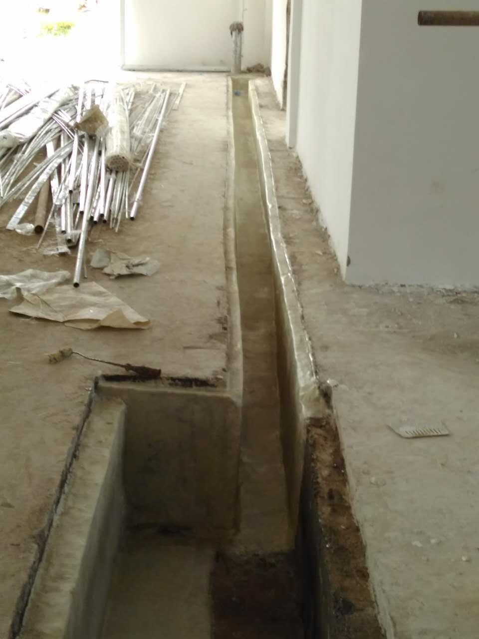 随州混泥土水池玻璃钢防腐公司欢迎致电