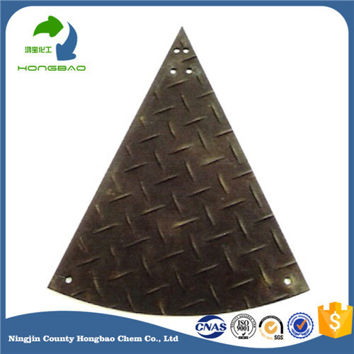 防滑pe铺路板 改性聚乙烯铺路垫板厂家直销