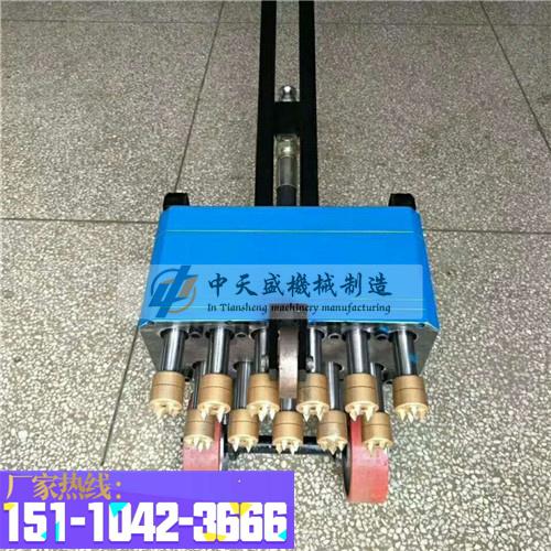 广西桂林水泥23头凿毛机拉毛机小型