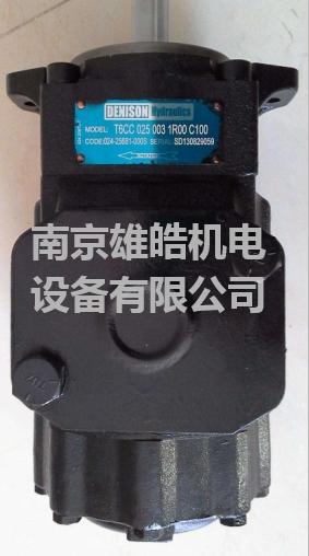 T6DC B50 B31 1R00 B1丹尼逊叶片泵现货经销