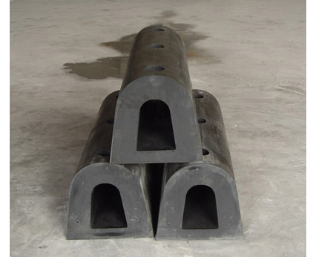 橡胶块-防撞橡胶衬板厂家-码头防撞橡胶块