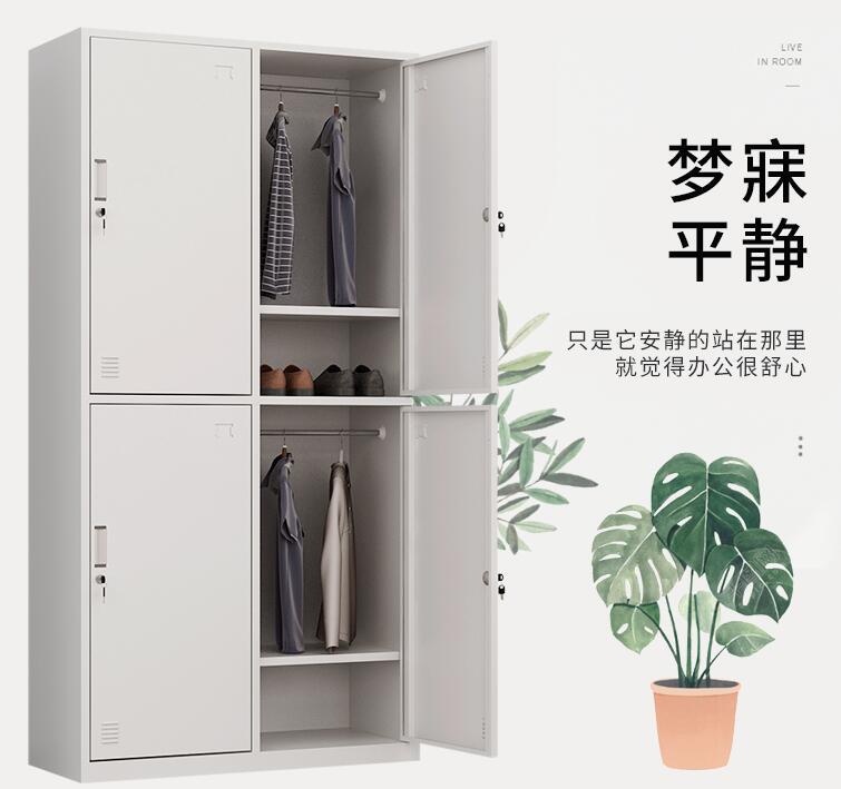 保定学生储物柜书包柜 浴室感应锁更衣柜manbetx登陆销