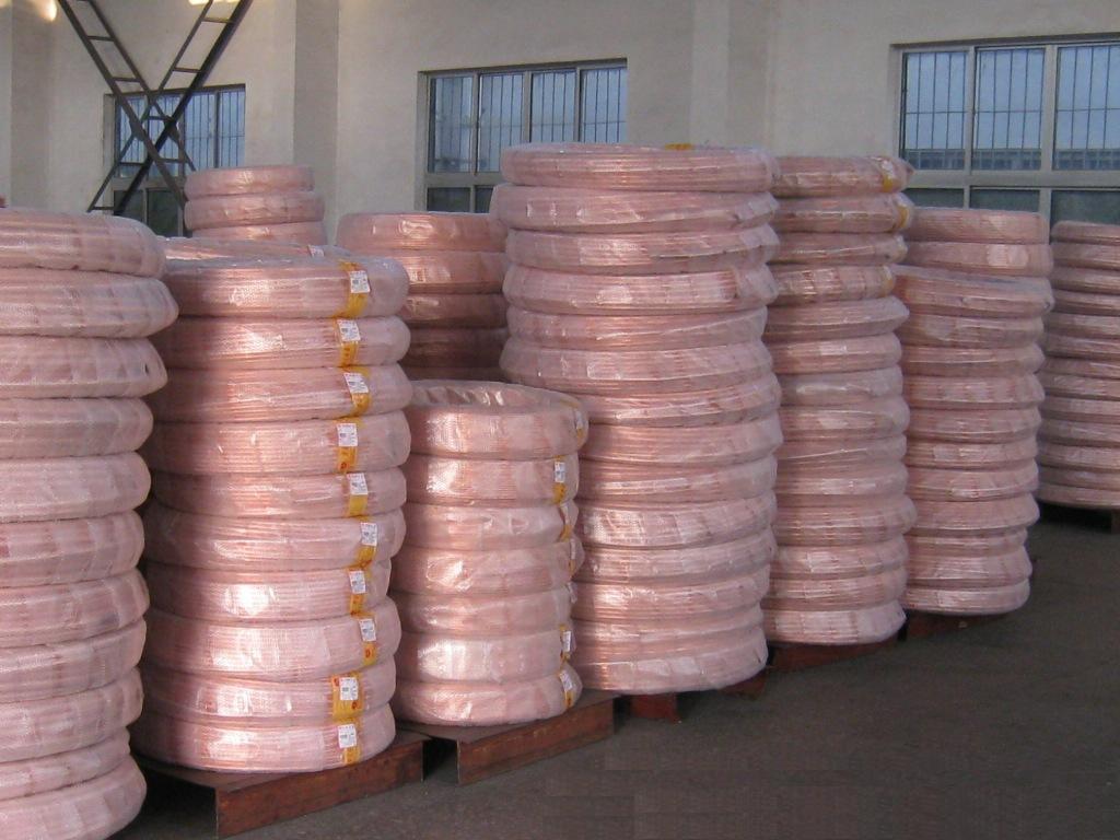 辽阳厚壁铜管厚紫铜管大口径纯铜管T2现货
