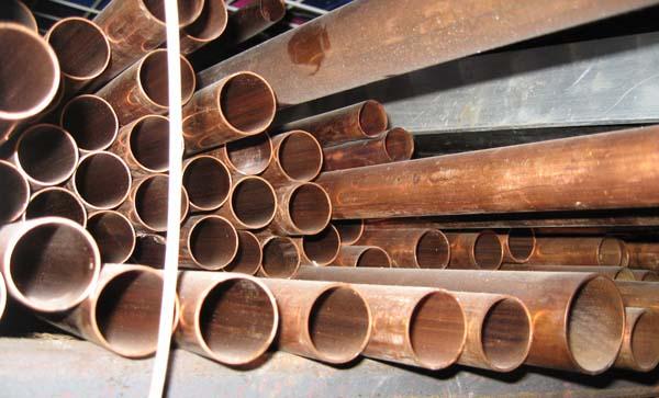 荆门厚壁黄铜管H59大口径紫铜管T2锡青铜管