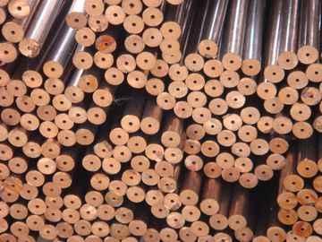 沧州厚壁黄铜管H59大口径紫铜管T2锡青铜管