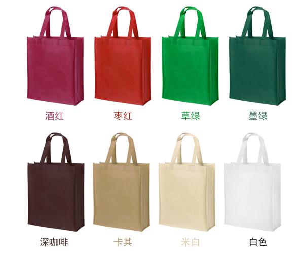 昆明广告袋无纺布袋定制加工商——兰枢