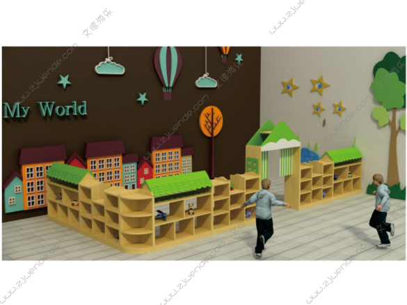 幼教家具,书包柜,桌椅