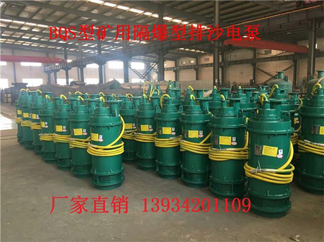 六安池州bqs15-45-5.5n大�w粒排污排沙泵