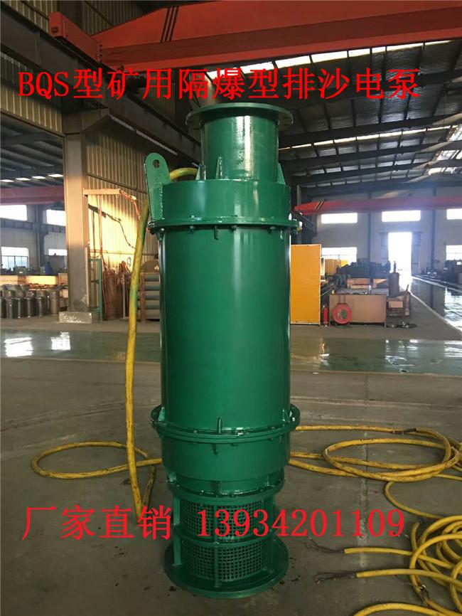 湘潭邵�bqw80-20-11/k�V用大功率排沙泵