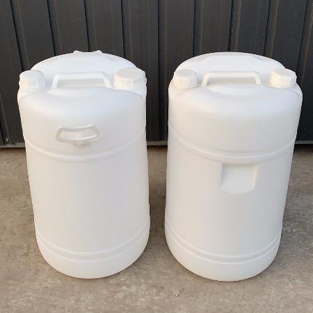 60升雙口塑料桶60L塑料桶60公斤閉口塑料桶供應