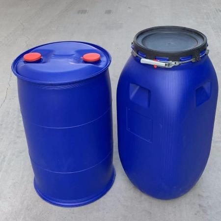 100升塑料桶100公斤藍色化工桶100L閉口塑料桶供應
