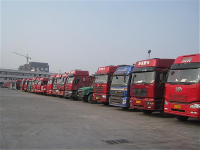 佛山至黑龙江牡丹江市货运专线