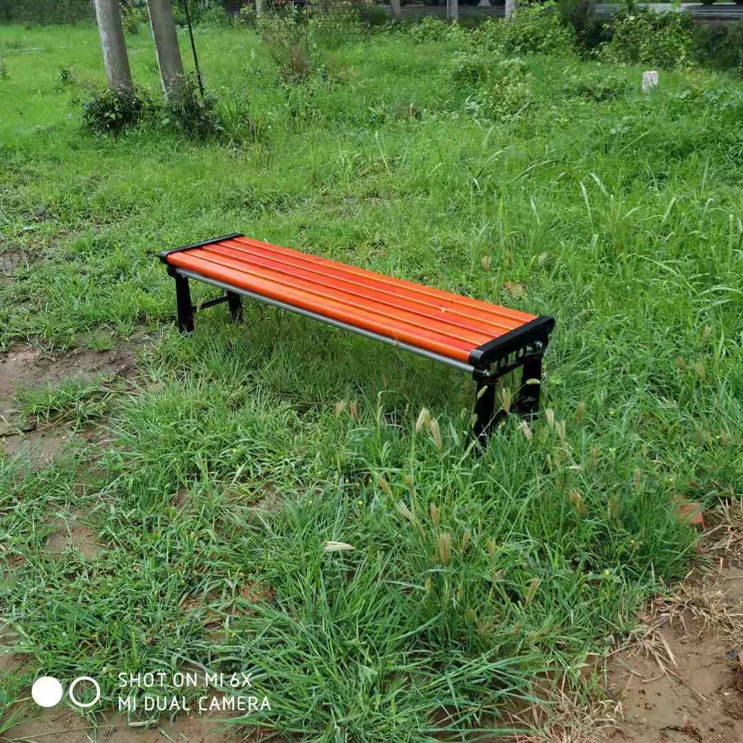 现货供应铸铝脚长条凳浴室更衣室平凳