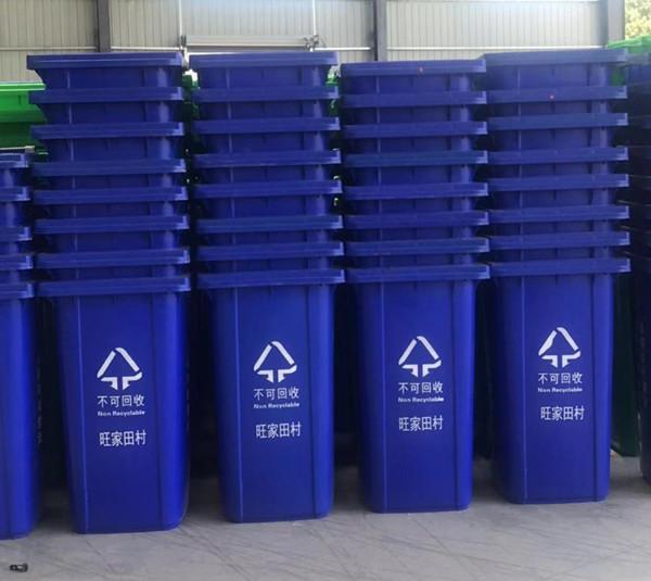 仙桃天门环卫塑料垃圾桶哪家好工厂加工