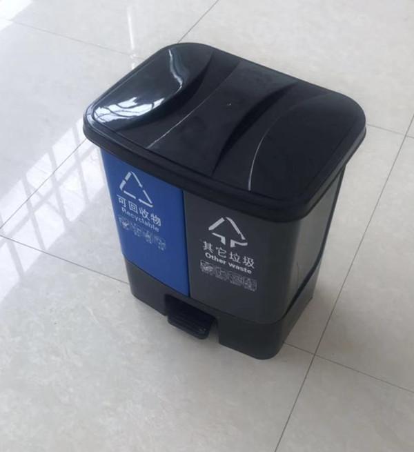 十堰丹江口分类塑料垃圾桶工厂厂家批发
