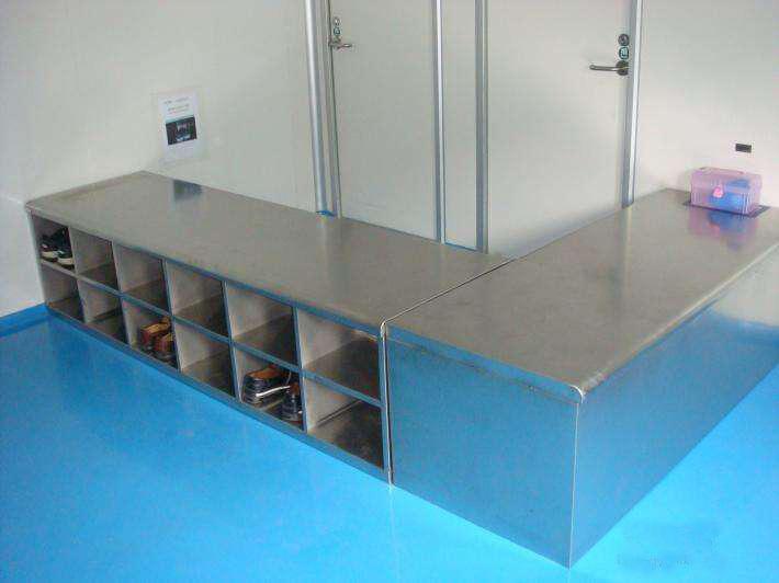 长春定做不锈钢玻璃展柜产品选哈中信成熟生产工艺制造