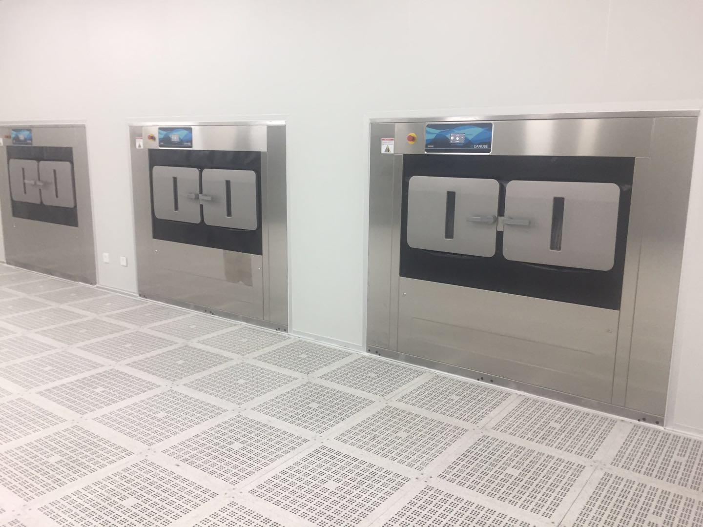 法国DANUBE多瑙河原装进口千级洁净室洁净工作服洗涤烘干设备