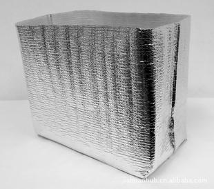 眉山厂家供应镀铝EPE保温袋 立体保温包装袋