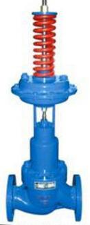 经销铸钢自力式压力调节阀高温蒸汽气体减压阀稳