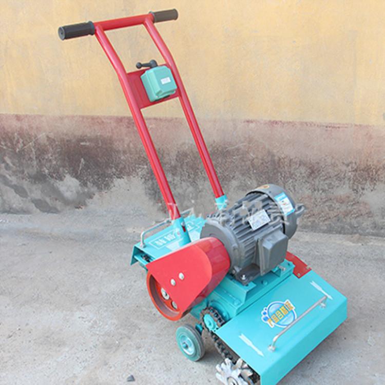 吉林長春廠家水泥地面灰渣清理機小型地面清灰機