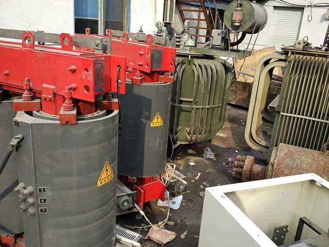 浙江湖州华鹏变压器铜芯变压器长期回收