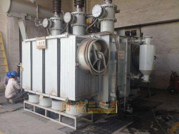 上海徐汇电厂变压器组合变压器大量回收