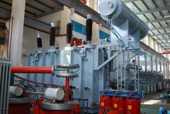 上海闸北二手电炉变压器高压电气商家回收