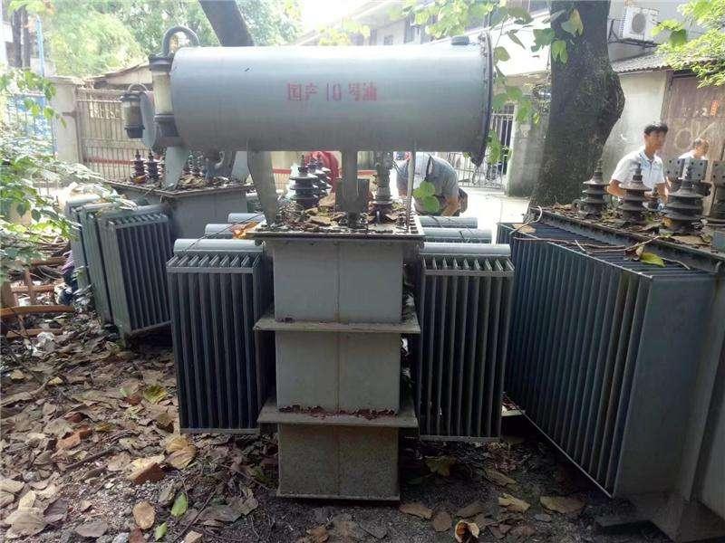安徽池州华鹏变压器铜芯变压器回收利用