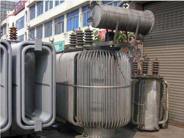 江苏徐州电厂变压器组合变压器回收利用
