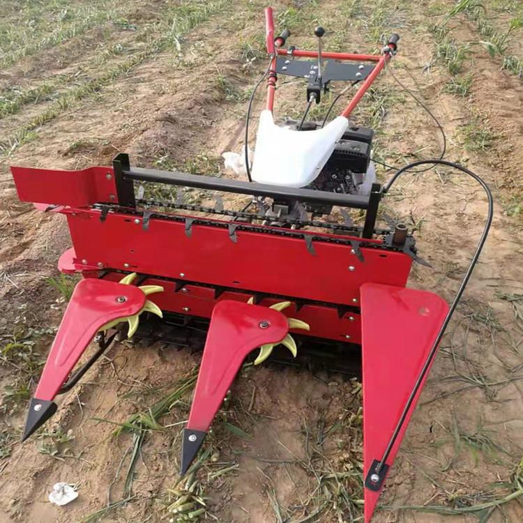 农用玉米秸秆割晒机水稻割晒机多功能手扶割晒机