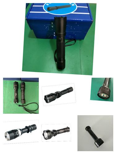 固态高能强光电筒DHR7023
