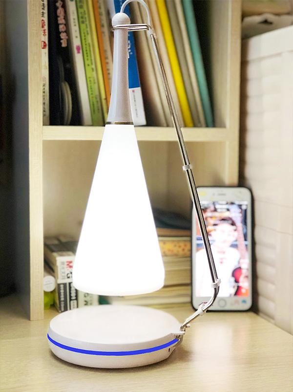 开学自备多功能台灯供应厂家 智能蓝牙音响