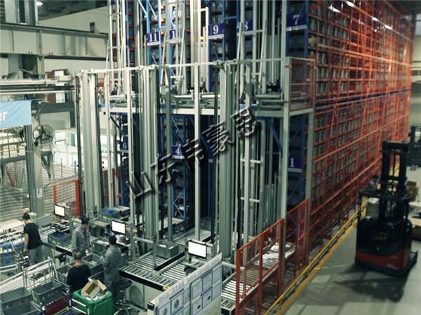 机械制造业自动化立体仓库 国内智能立体仓库