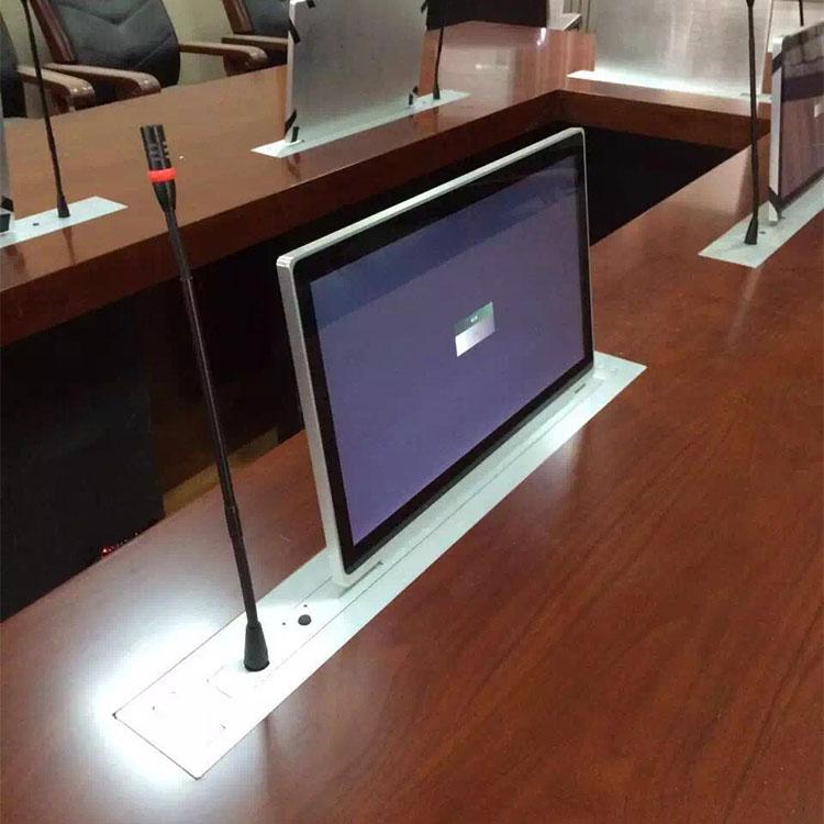托克拉克超薄液晶屏会议升降器显示屏升降器