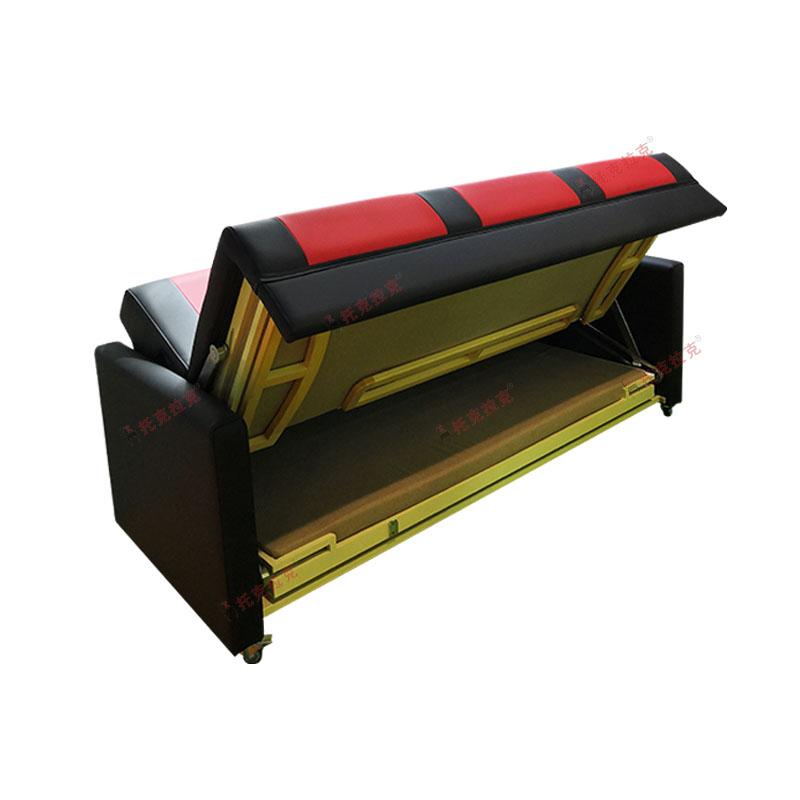 托克拉克智能沙发高低床多功能折叠沙发床房车电动沙发床