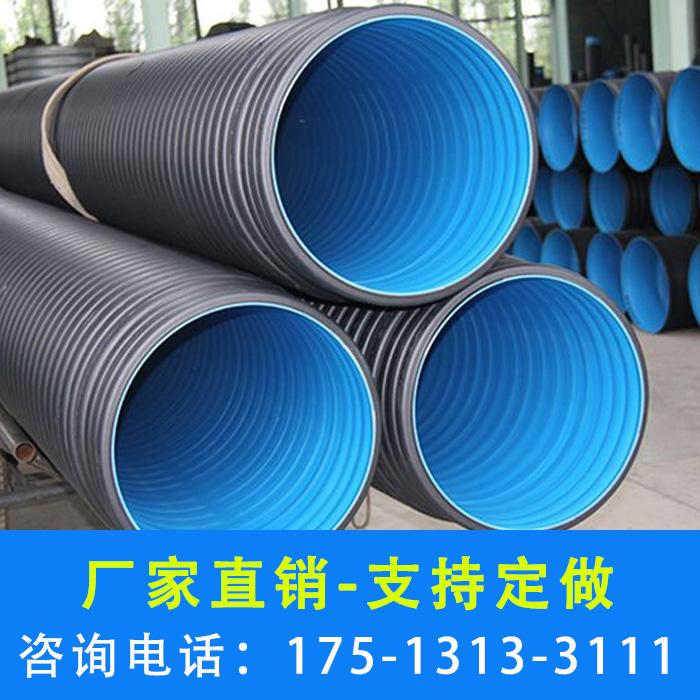 漯河钢带管多少钱一米,许昌钢带波纹管厂家,洛阳钢带波纹管批发,鑫楠