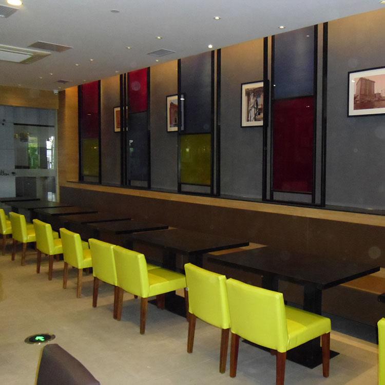 厦门欣百恒家具酒店餐厅餐桌餐椅组合全店整装定制