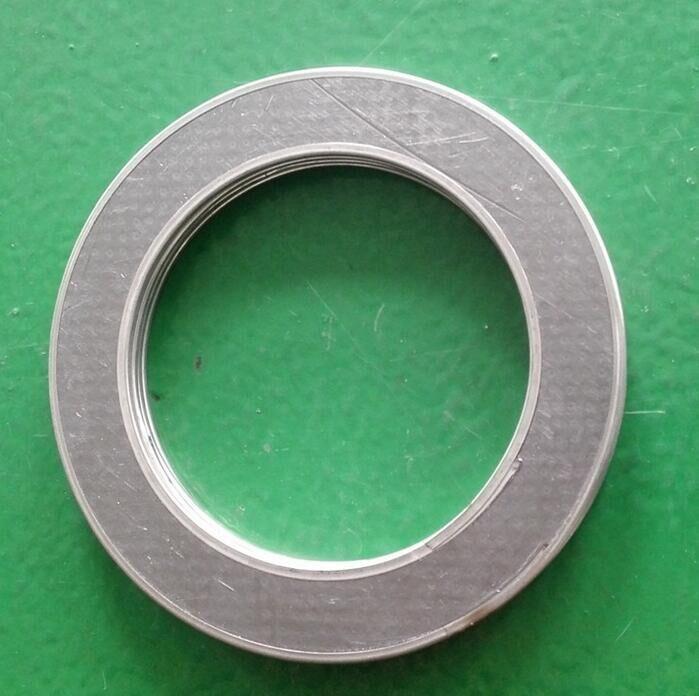 厂家直营 柔性石墨缠绕垫 内外环缠绕垫 不锈钢金属缠绕垫