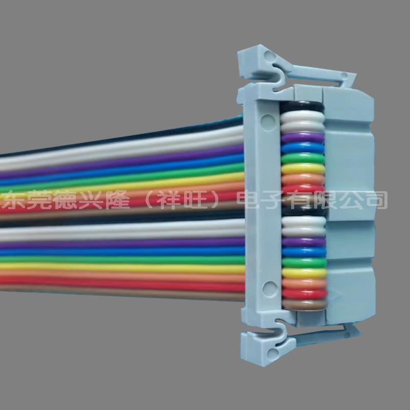 供应针车线束连接线,彩排线束厂家,灰排线束厂家,设备线束支持订做
