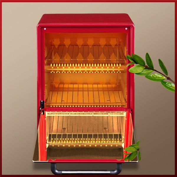 小智好电烤箱炉报价 带可拆卸档位系统烤叉的烧烤炉