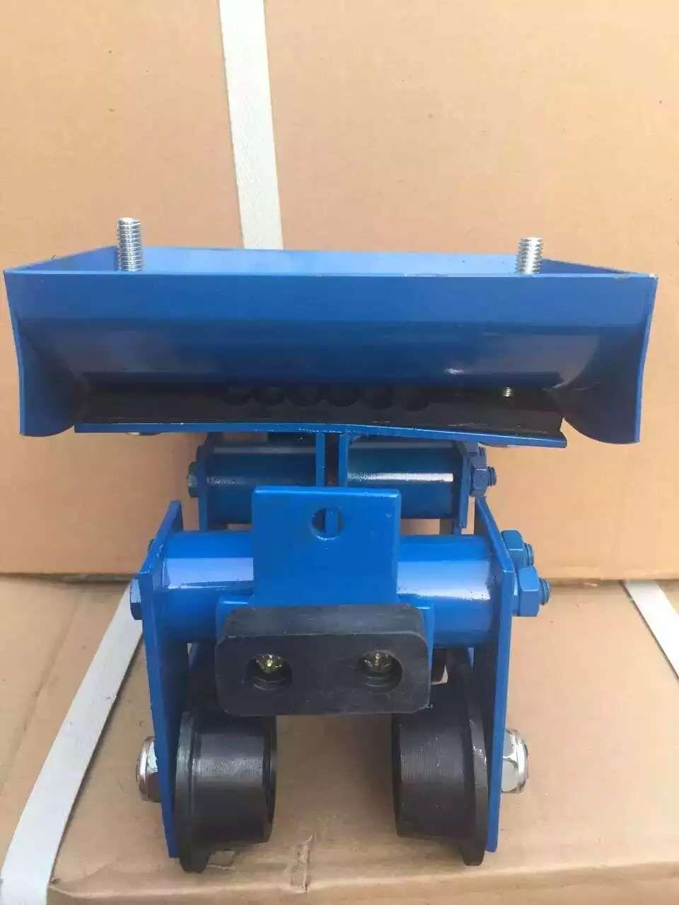 GHD-Ⅱ工字钢中间电缆滑车