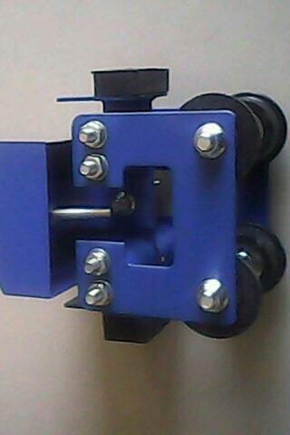 GHD-Ⅲ型工字钢电缆滑车